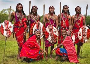 Maasai+